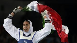 Ιράν: Η μοναδική γυναίκα Ολυμπιονίκης εγκατέλειψε για πάντα τη χώρα