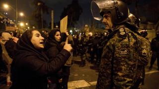 Αντικυβερνητικές διαδηλώσεις στο Ιράν – Τραμπ: Μην σκοτώνετε τους διαδηλωτές σας