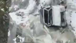 Θεόδωρος Νιτσιάκος: Βίντεο – ντοκουμέντο από το τροχαίο δυστύχημα