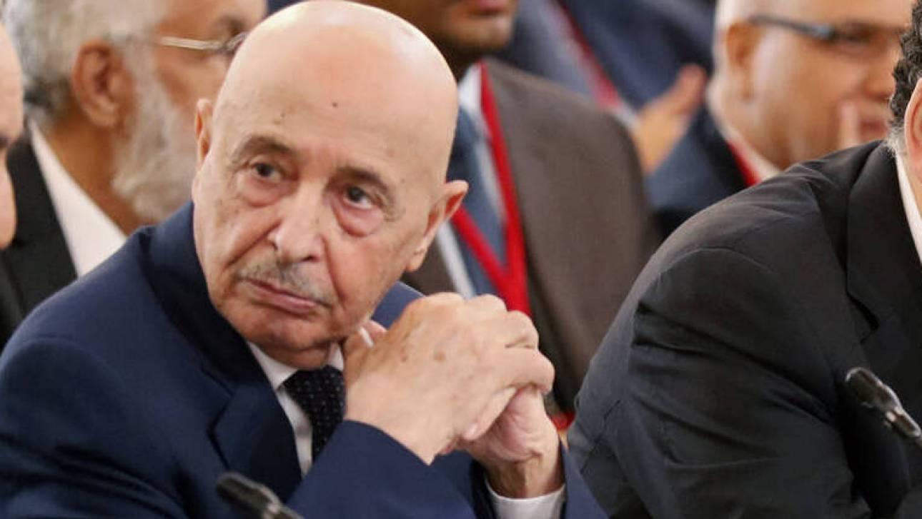 Πρόεδρος της Βουλής της Λιβύης: Η Τουρκία κάνει ό, το είναι δυνατό για να εξαπλωθεί το χάος