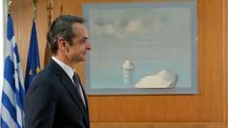 Συναντήσεις Μητσοτάκη με πολιτικούς αρχηγούς: Με τον Κουτσούμπα ολοκληρώνεται ο κύκλος των επαφών