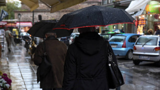Έκτακτο δελτίο καιρού: Καταιγίδες και χαλάζι από το πρωί της Τετάρτης