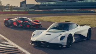 Αυτοκίνητο: Η επίθεση των Κινέζων καλά κρατεί: η Geely θέλει τώρα και την Aston Martin