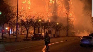 ΗΠΑ: Μεγάλη πυρκαγιά στο Νιου Τζέρσεϊ – 3.000 άνθρωποι έμειναν χωρίς ρεύμα