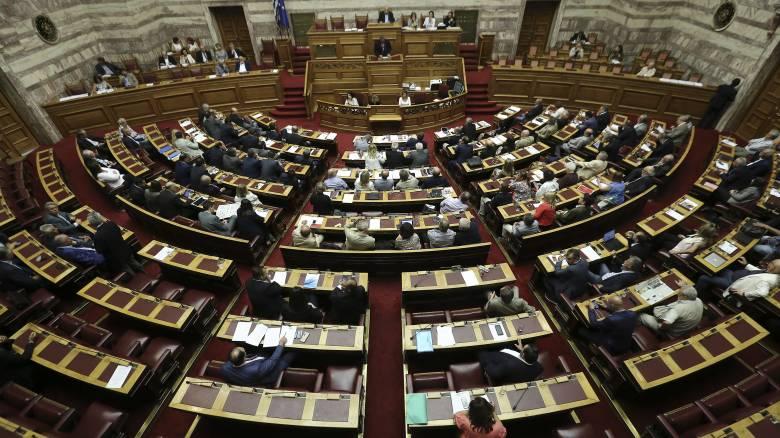 Στη Βουλή κατατέθηκε ο νέος εκλογικός νόμος