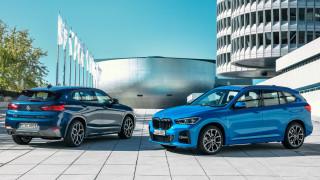 Οι plug-in υβριδικές εκδόσεις των BMW X1 και Χ2 έχουν κινητήρα βενζίνης 1.500 κυβικών και 220 ίππους