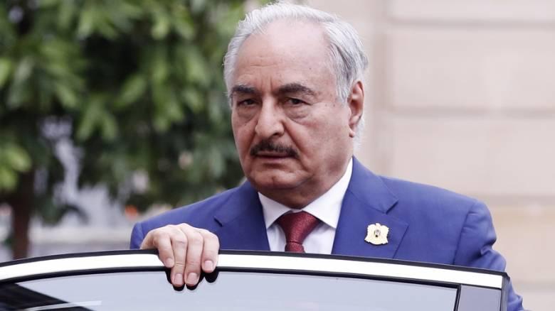 Ραγδαίες εξελίξεις: Αποχώρησε από τη Μόσχα ο Χαφτάρ – «Πυρά» κατά της Τουρκίας