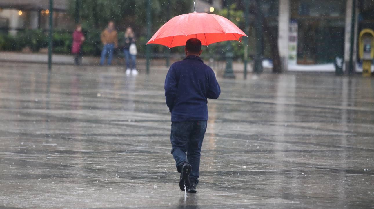 Καιρός: Χαλάει το «σκηνικό» από την Τετάρτη - Πού θα σημειωθούν βροχές και καταιγίδες