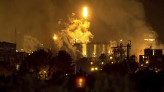Ισχυρή έκρηξη σε εργοστάσιο χημικών στην Ισπανία