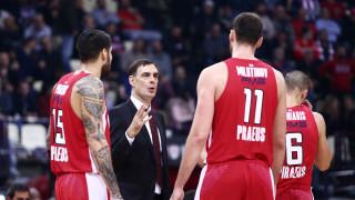 Euroleague: Ήττα του Ολυμπιακού στο ντεμπούτο του Μπαρτζώκα