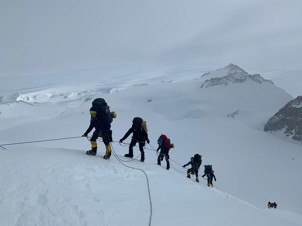 ChristinaFlampouri VinsonExpedition 1