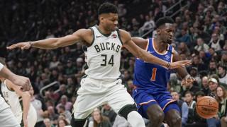 NBA: Καταιγιστικός ο Γιάννης Αντετοκούνμπο – Οι Μπακς επικράτησαν τον Νικς με άνετο 128-102