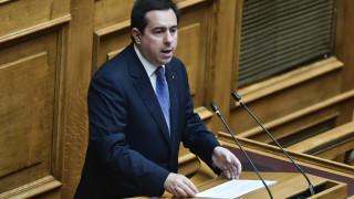 Νότης Μηταράκης: Το βιογραφικό του νέου υπουργού Μετανάστευσης και Ασύλου