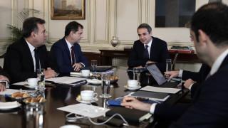 Συνάντηση Μητσοτάκη με την ηγεσία του υπ. Τουρισμού: «Κάναμε καλή δουλειά στο δεύτερο εξάμηνο»