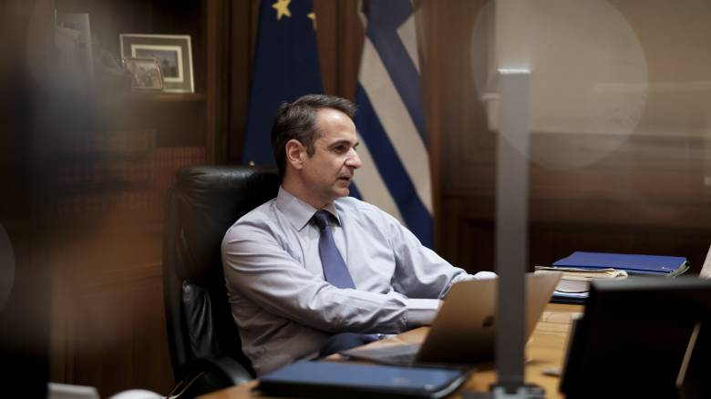 Ανοίγουν οι... μπλε φάκελοι: Ξεκίνησε η αξιολόγηση των υπουργείων από τον Μητσοτάκη