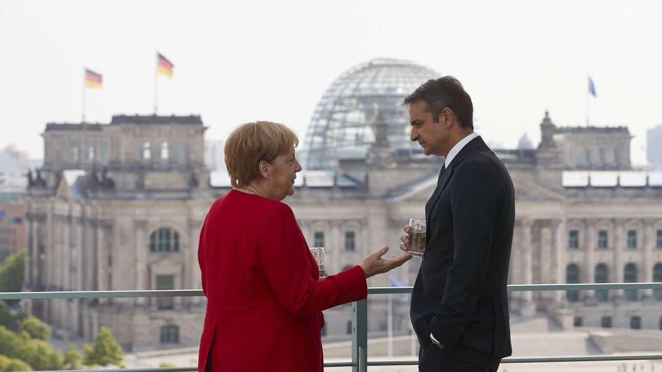 Βερολίνο: Θεμιτό το ενδιαφέρον της Αθήνας για τη Διάσκεψη αλλά δεν θα συζητηθούν τα θαλάσσια σύνορα