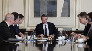 Συνάντηση Μητσοτάκη με την ηγεσία του υπουργείου Τουρισμού: Οι προβλέψεις για το 2020