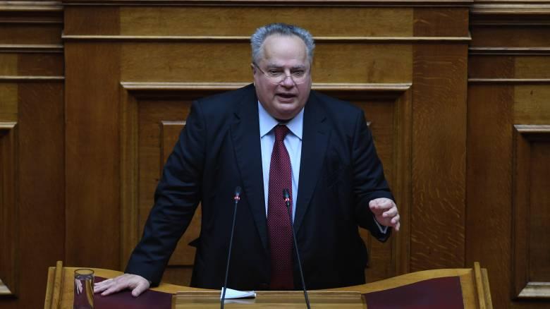 Κοτζιάς: Η Ελλάδα έπρεπε να είχε θέσει βέτο για τη Διάσκεψη του Βερολίνου
