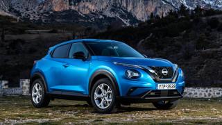 Το καινούργιο Nissan Juke είναι διεκδικητής της κορυφής στα μικρά SUV