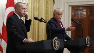 Τηλεφωνική επικοινωνία Τραμπ - Ερντογάν για τη Λιβύη
