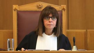 Αικατερίνη Σακελλαροπούλου: Τα κριτήρια επιλογής και τι προηγήθηκε του διαγγέλματος Μητσοτάκη