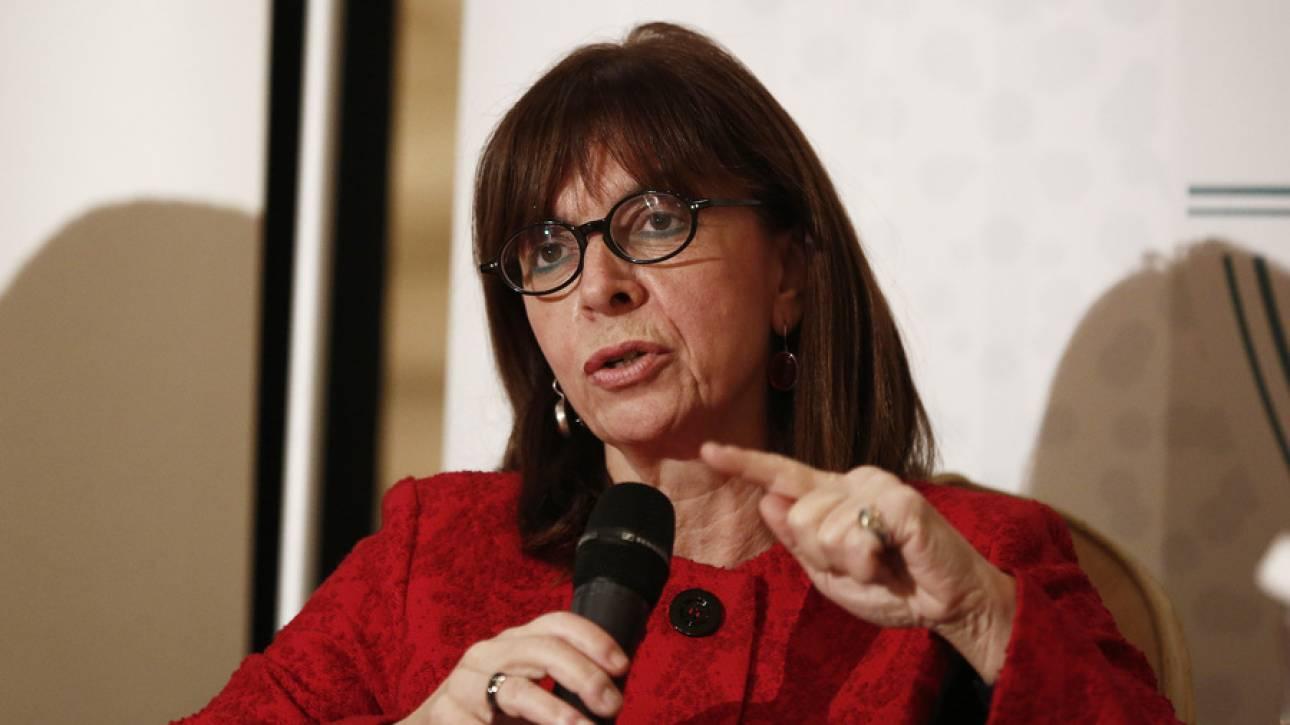 ΚΚΕ για Σακελλαροπούλου: Δεν κρίνουμε το πρόσωπο, αλλά ο θεσμός επικυρώνει αντιλαϊκές κατευθύνσεις