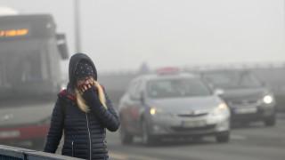 Στο «κόκκινο» η ατμοσφαιρική ρύπανση στη Σερβία