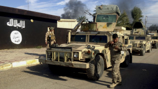 New York Times: Άρχισαν ξανά οι κοινές επιχειρήσεις ΗΠΑ - Ιράκ κατά του ISIS