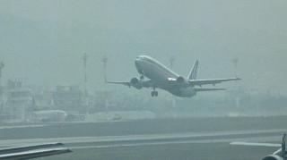 Προβλήματα στο αεροδρόμιο «Μακεδονία» λόγω χαμηλής ορατότητας
