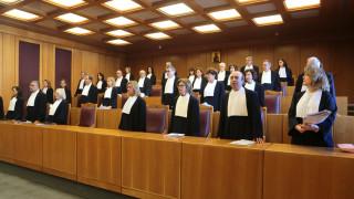 Σακελλαροπούλου για ΠτΔ: Υπερήφανοι δηλώνουν οι δικαστές του ΣτΕ