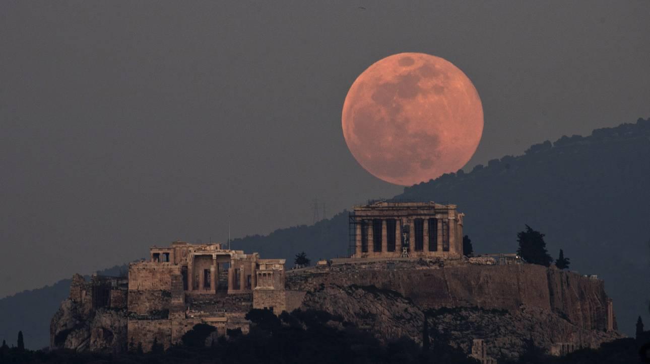 Η Αθήνα υποψήφια ως καλύτερος ευρωπαϊκός προορισμός για το 2020