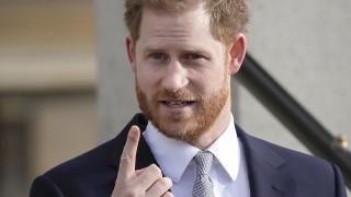 O πρίγκιπας Χάρι στην τελευταία του βασιλική υποχρέωση μετά την «παραίτηση»