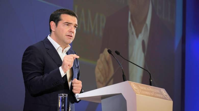 Επαφές Τσίπρα με ελληνοαμερικανικές οργανώσεις: Ψηλά στην ατζέντα η εξωτερική πολιτική