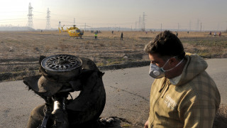 Ουκρανικό Boeing: Στο Κίεβο οι σοροί 11 επιβατών – Αποζημιώσεις από το Ιράν ζητούν πέντε χώρες