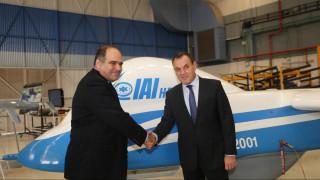 Παναγιωτόπουλος: Τεράστια περιθώρια συνεργασίας Ελλάδας-Ισραήλ στον αμυντικό τομέα