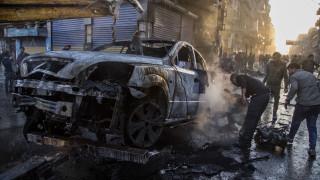 Συρία: Έκρηξη βόμβας - Νεκροί τρεις Τούρκοι στρατιώτες