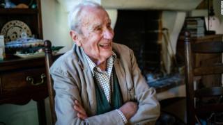Κρίστοφερ Τόλκιν: Πέθανε ο γιος του Τζ. Ρ. Ρ. Τόλκιν