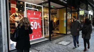 Χειμερινές εκπτώσεις 2020: Ανοιχτά τα μαγαζιά την Κυριακή – Οι ώρες λειτουργίας