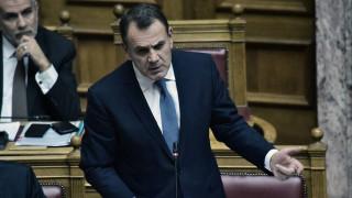 Παναγιωτόπουλος: Δεν είμαστε πολεμοχαρείς, αλλά αν χρειαστεί θα εξετάσουμε όλα τα σενάρια