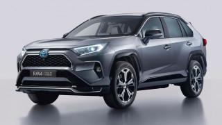 To κορυφαίο Toyota RAV4 είναι πλέον και plug-in υβριδικό με 306 ίππους