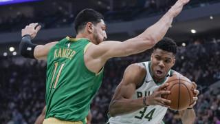 NBA: Ασταμάτητος Αντετοκούνμπο οδήγησε τους Μπακς σε άλλη μία νίκη