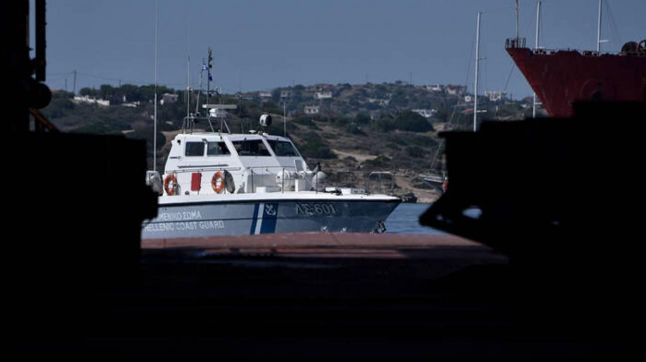 Σκάφος με μετανάστες εξέπεμψε SOS κοντά στη Σαμοθράκη