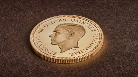 Νόμισμα του Εδουάρδου Η' πουλήθηκε για το ποσό ρεκόρ του 1,3 εκατ. δολαρίων