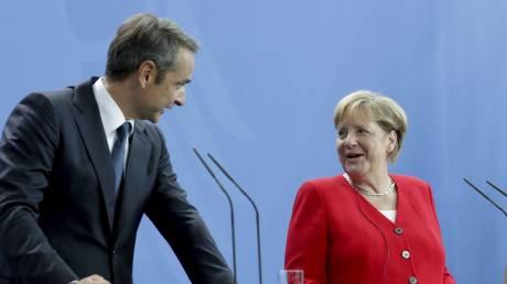 Τηλεφωνική επικοινωνία Μητσοτάκη - Μέρκελ: Η δυσαρέσκεια του πρωθυπουργού και το αίτημά του