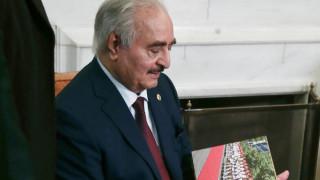 ΣΥΡΙΖΑ: «Ναι» στον Χαφτάρ -  «Όχι» Patriot στη Σαουδική Αραβία