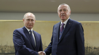 Ερντογάν: Θα συζητήσω με τον Πούτιν την άσχημη κατάσταση στη Συρία