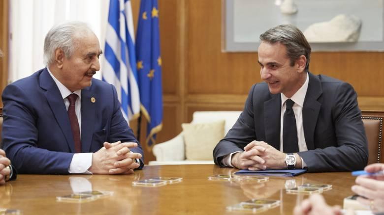 Στη Διάσκεψη του Βερολίνου στρέφει το βλέμμα της η Ελλάδα