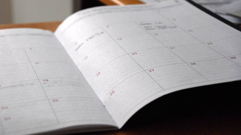 Αργίες 2020: Δείτε τα τριήμερα του νέου έτους