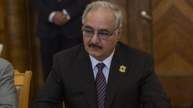 Λιβύη: Έκλεισε τη στρόφιγγα του πετρελαίου ο Χαφτάρ – Κλιμακώνει τις πιέσεις ενόψει Βερολίνου