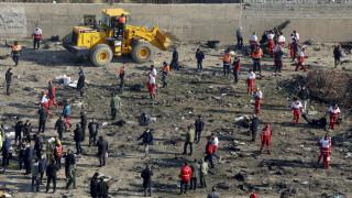 Ουκρανικό Boeing: Το Ιράν στέλνει τα μαύρα κουτιά του αεροσκάφους στην Ουκρανία